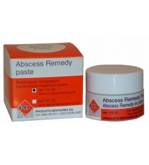 Абсцесс Ремеди паста (Abscess Remedy Paste) (12г), PD