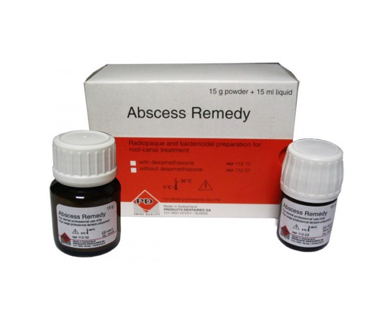 Абсцесс Ремеди (Abscess Remedy) (15г пор.+15мл жидк.), PD