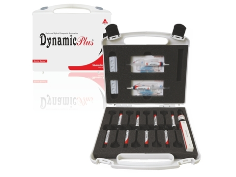 Динамик плюс Стандарт Кит набор (8 шприц+бонд) (Dynamic Plus Standart Kit), Pr. Dental