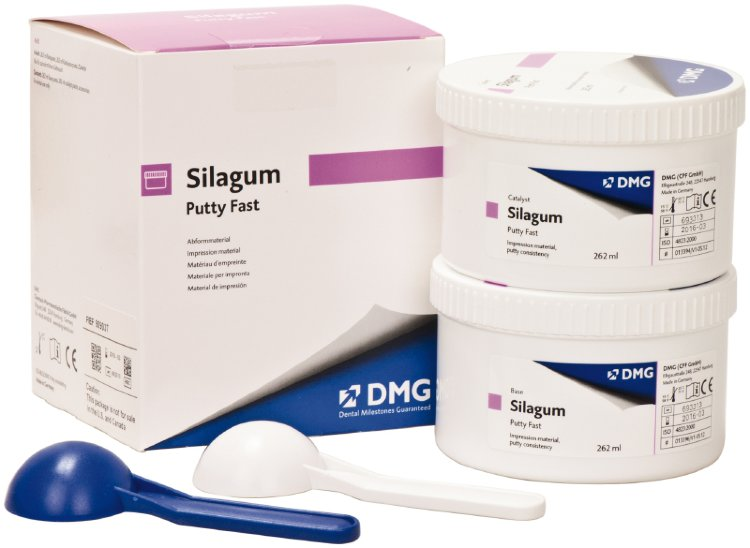 Silagum Putty Fast DMG
